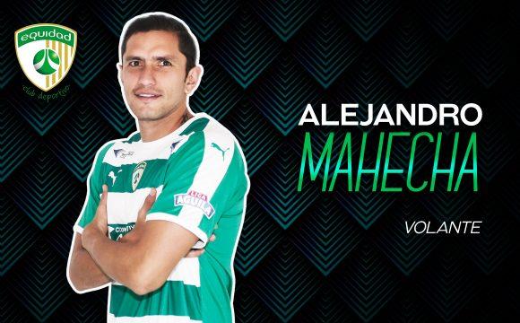 ALEJANDRO MAHECHA