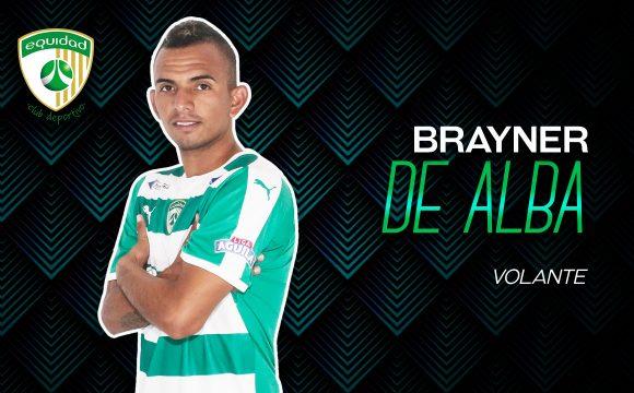 BRAYNER DE ALBA