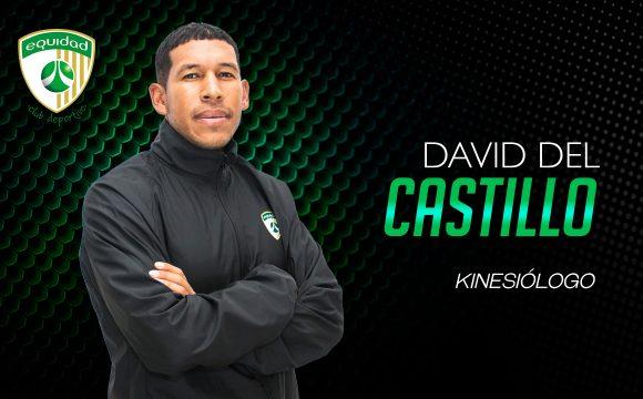 DAVID DEL CASTILLO