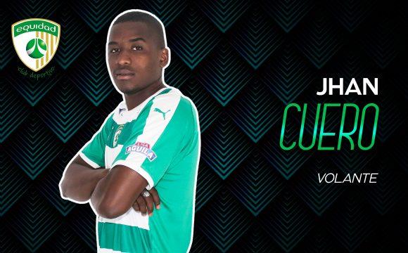 JHAN CUERO