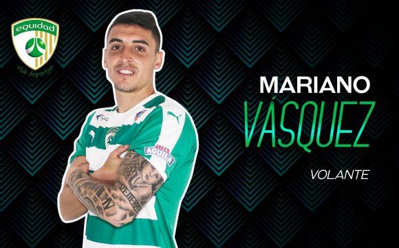 MARIANO VÁZQUEZ