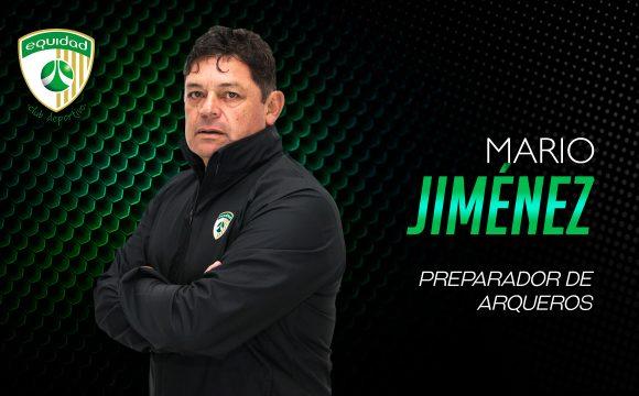 MARIO JIMENEZ