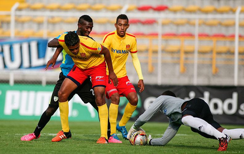Resultado de imagen para BOGOTÁ F.C. 2016