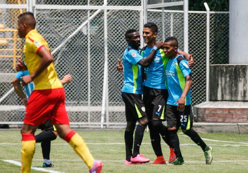 Segunda victoria en Copa