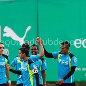 Los 'aseguradores' se imponen ante Bogotá F.C.
