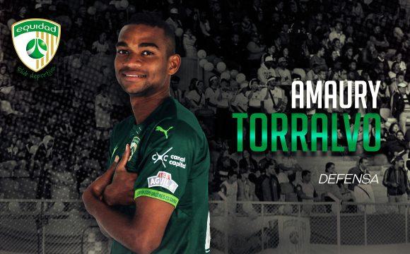 AMAURY TORRALVO