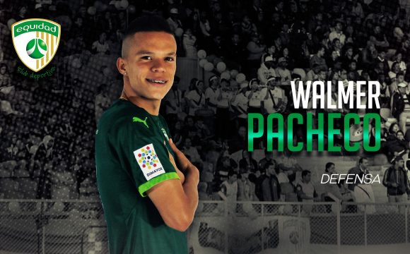 WALMER PACHECO