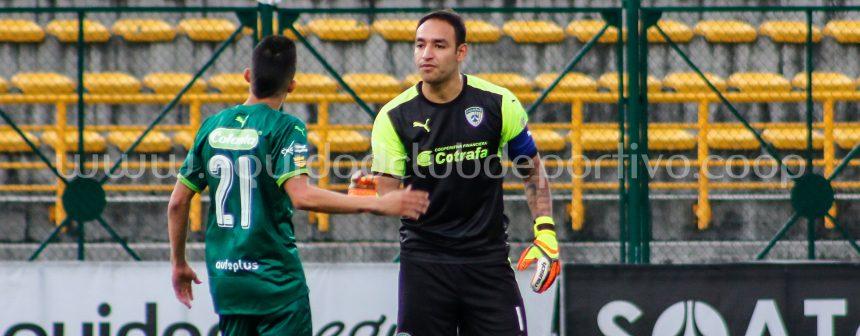 Primera victoria de Cortuluá ante Equidad en primera división