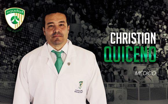 CHRISTIAN QUICENO
