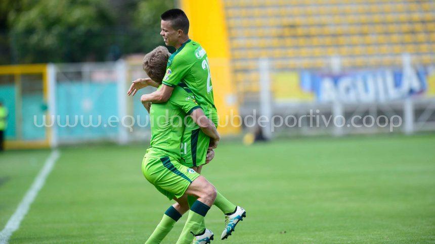 Equidad clasificó a cuartos en la Copa Águila