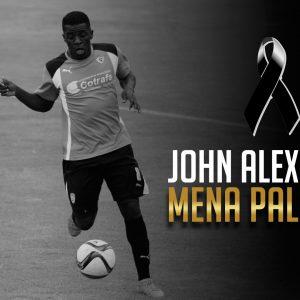 Comunicado John Alexander Mena Palacios