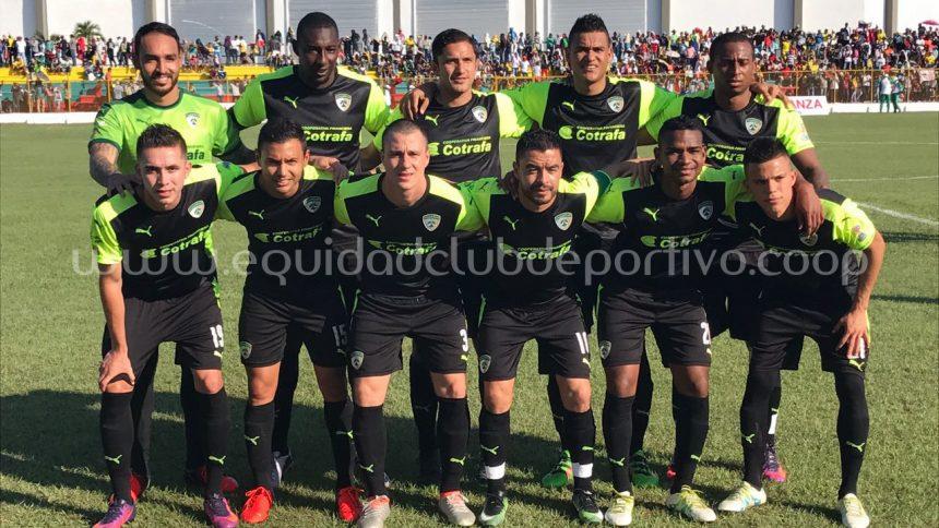 La Equidad goleó a Real Cartagena en amistoso