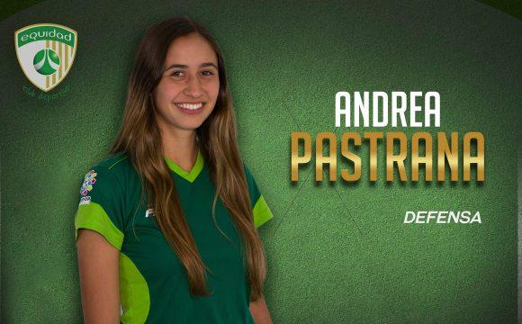 ANDREA PASTRANA