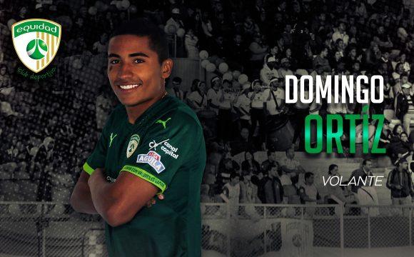 DOMINGO ORTÍZ