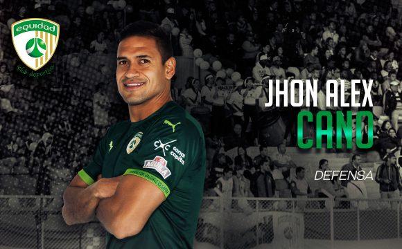 JHON ALEX CANO