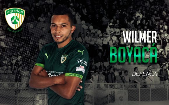 WILMER BOYACÁ
