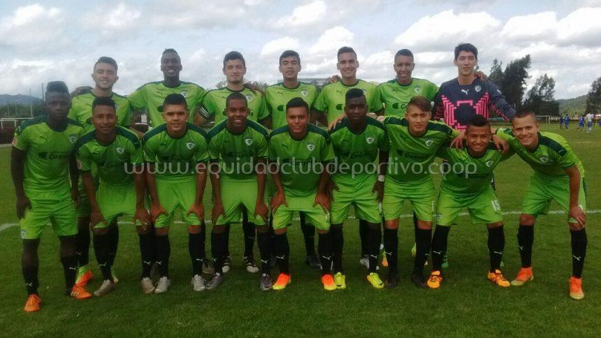 El Sub 20 'A' accedió a la segunda fase de la Súper Copa Juvenil