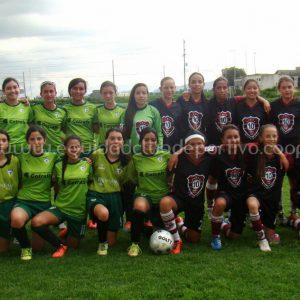 El prejuvenil femenino empató en la Liga de Bogotá