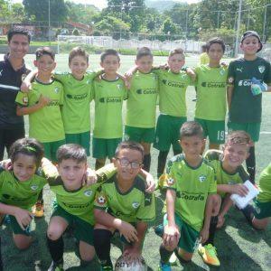 Finalizó la participación en la Copa Ciudad Bonita