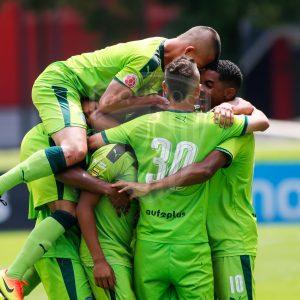 Campeones de la Súper Copa Juvenil 2017