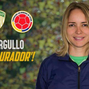 Yelenka Velasco, llamada a la Selección Colombia Femenina de Mayores