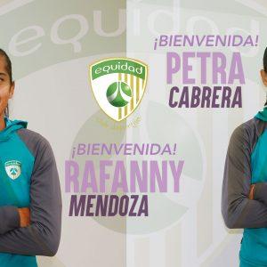 Dos venezolanas refuerzan el equipo femenino