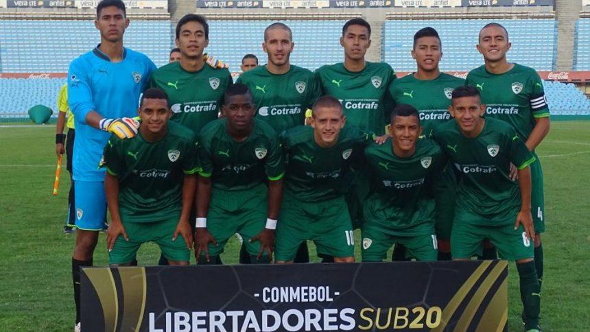 Debut con derrota en Copa Libertadores