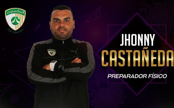 JHONNY CASTAÑEDA