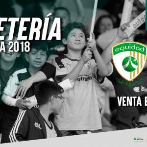 Boletería vs. Rionegro por Liga Águila 2018-II