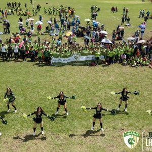 Un éxito: 1er Festival Escuelas Equidad