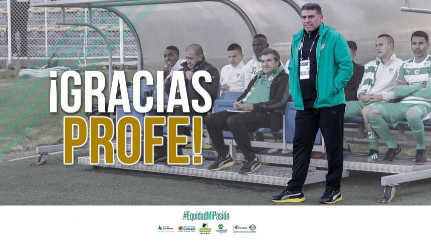 Comunicado oficial sobre la salida de Luis Fernando Suárez