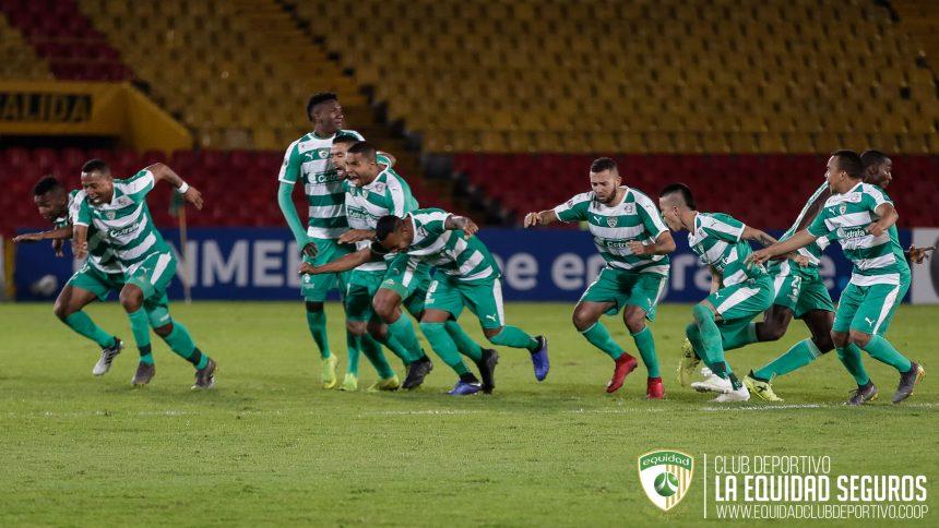 Sufrida clasificación en Copa Sudamericana