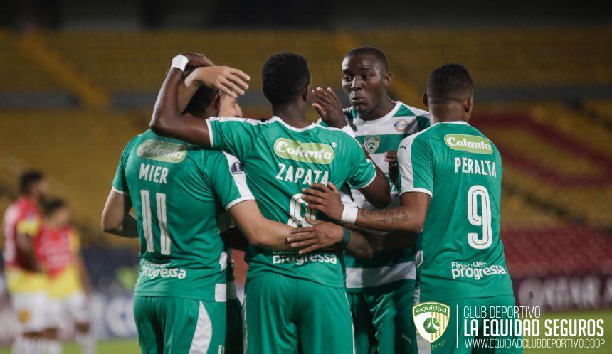 Victoria y clasificación a octavos de Copa Sudamericana