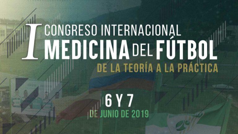 Atención a la prensa-I Congreso Internacional Medicina del Fútbol